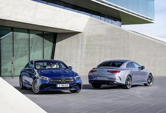 Mercedes CLS: nieuwe neus en nieuwe dieselmotor #1