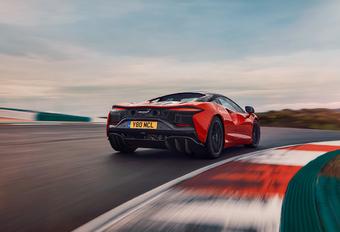 Sprintcijfers McLaren Artura zijn officieel #1