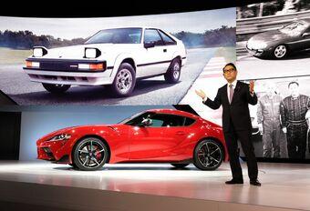 Akio Toyoda: World Car Person van het jaar 2021! #1