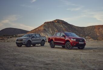 Ford Ranger Stormtrak et Wolftrak : luxe et aventure #1