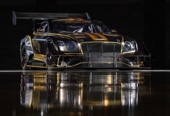 Bentley gaat naar Pikes Peak met Continental GT3 op biobrandstof #1