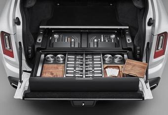 Rolls-Royce Cullinan krijgt met Recreation Module heuse ladekast mee #1