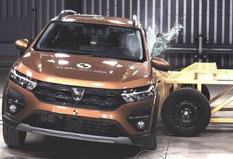 EuroNCAP : les aides à la sécurité plombent Dacia #1