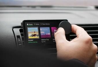 Spotify Car Thing is speciaal Spotify-schermpje voor de auto #1