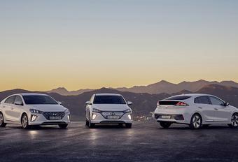 Hyundai brade ses électriques pour les chauffeurs Uber #1