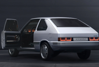 Hyundai Pony EV: originele restomod #1