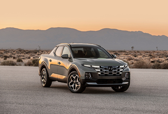 Hyundai Santa Cruz : la carte aventure ! #1