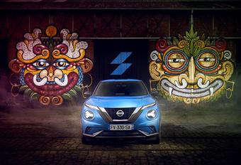 'Nissan werkt aan elektrische Juke' #1