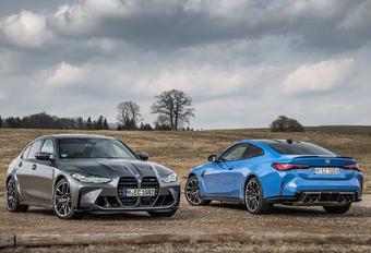 BMW M3 en M4 Competition nu ook met xDrive #1