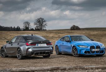 Transmission intégrale pour les BMW M3 et M4 Compétition #1