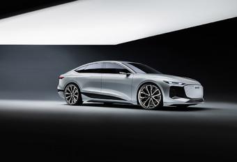 Audi A6 E-Tron Concept : plus de 700 km en électrique #1