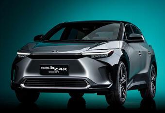 Toyota bZ4X: elektrische SUV om mee te beginnen #1