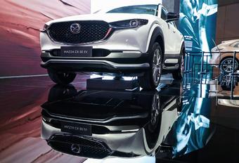 Shanghai Motor Show 2021: Mazda CX-30 EV