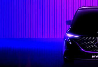 Mercedes EQT – le van électrique étoilé #1
