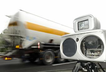 Excès de vitesse, une amende tous les 2 ans pour les Belges #1