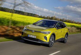 WCOTY : la Volkswagen ID.4 voiture mondiale de l'année 2021 #1