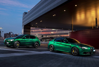 Plateforme Giorgio des Alfa Romeo Giulia et Stelvio : Stellantis n'en veut plus #1