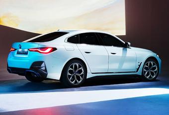 Elektrische BMW i4 toont M Sport-outfit #1