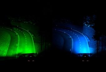 Ford, de nouveaux phares prédictifs pour éclairer la nuit #1