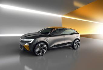 Renault Mégane eVision 2020