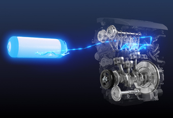 Toyota ontwikkelt verbrandingsmotor op waterstof voor racerij #1