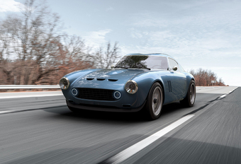 GTO Engineering Squalo : design rétro, V12 et moins de 1000 kg #1
