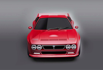 Lancia 037 Stradale - Kimera EV037