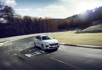 Hyundai Kona N : SUV survitaminé de 280 ch #1