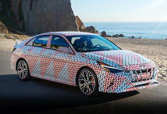 Hyundai Elantra N : pourquoi pas en Europe ? #1