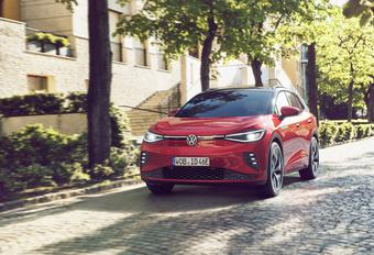 Volkswagen ID.4 GTX is de GTI onder de elektro-SUV's #1