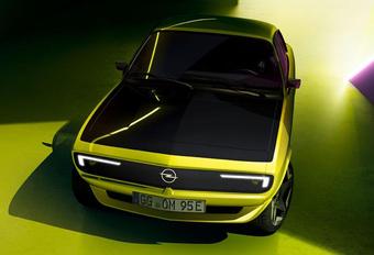 Opel GSe zoals Peugeot PSE en Volkswagen GTX #1