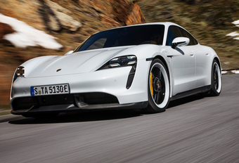 Porsche veut égaler Apple pour son interface utilisateur #1
