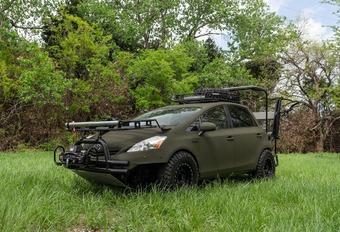 Toyota Prius Starwood Customs Hunter Hybrid 2021