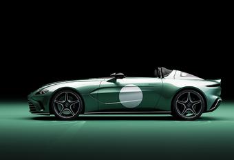 2021 Aston Martin V12 Speedster - DBR1 Bespoke Specification