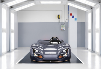 Suzuki Misano by IED Torino