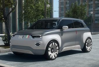 Fiat Centoventi Concept SUV