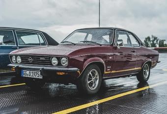 Vintage - Opel Manta 1970