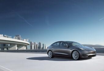 Tesla Model 3 krijgt grotere batterij voor extra rijbereik #1