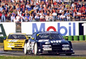 Retour vers le futur avec l'Opel Calibra V6 DTM de 1996 #1