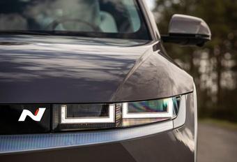 Krijgt Hyundai Ioniq 5 gauw een snelle N-sportversie? #1