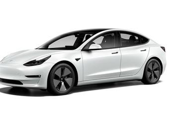 Tesla Model 3 Long Range 2021
