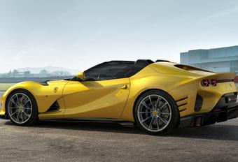 Ferrari Limited Edition V12, une 812 Superfast encore plus méchante #1