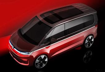 Wat weten we al over de nieuwe Volkswagen Multivan? #1