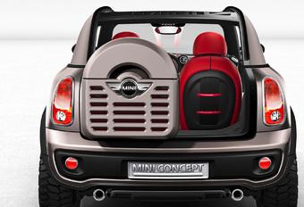 Top 10 - les Mini les plus étranges sous l'ère BMW #1