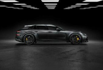 Techart Grand GT, une Porsche Panamera avec plus de caractère #1