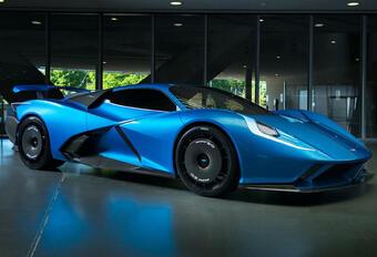 Automobili Estrema Fulminea 2021