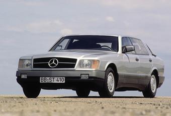 Retour vers le futur avec la Mercedes Auto 2000 de 1981 #1