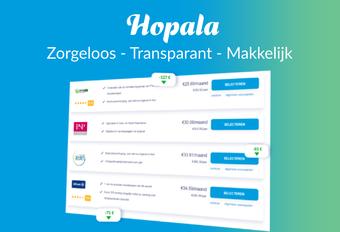 Hopala, de nieuwe manier om je verzekering te beleven #1