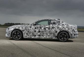 BMW Série 2 Coupé 2022 : les premières infos #1