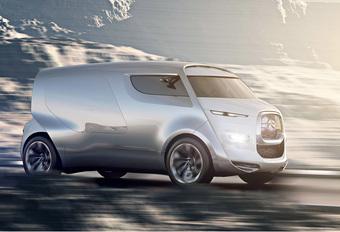 Retour vers le futur avec le Citroën Tubik en 2011 #1